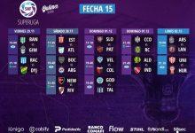 Photo of Así se jugará la fecha 15 de la Superliga: Días, horarios y árbitros