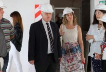 Photo of Lifschitz supervisó el avance de las obras en el edificio del Iapos en Santa Fe