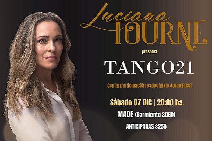 """Photo of Luciana Tourné presenta """"Tango 21"""""""