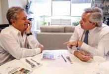 Photo of Tras reunirse con Duhalde, Alberto Fernández recibirá a Ricardo Alfonsín