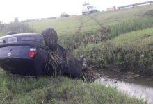 Photo of Mañana accidentada en la autopista Rosario – Córdoba
