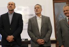 """Photo of Perotti: """"Queremos una Policía que llene de orgullo a los santafesinos"""""""