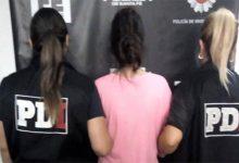 Photo of Detuvieron a la expareja de Marcos Guenchul