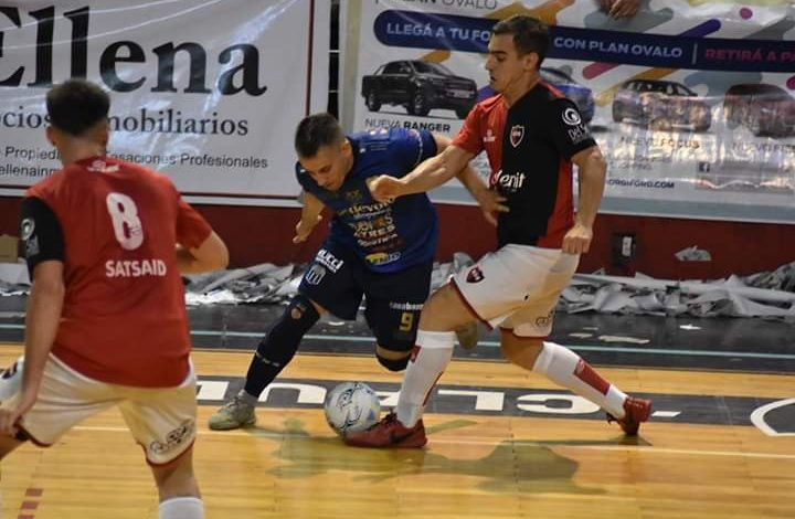 Photo of El futsal de Newell's busca el ascenso a Primera B