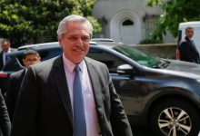 Photo of Alberto Fernández presenta su gabinete