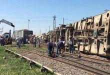 Photo of San Lorenzo: volcó un tren al dilatarse las vías por el calor