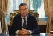 Photo of Por cadena nacional, Mauricio Macri presenta su balance de gestión