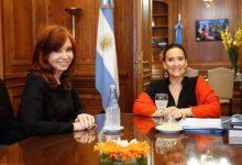 Photo of Transición: Gabriela Michetti se reunió con Cristina en el Senado