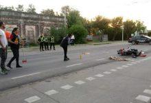 Photo of Muere motociclista al chocar contra una camioneta
