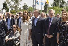 """Photo of Macri y Fernández juntos en la misa """"por la unidad"""""""
