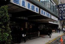 Photo of Trabajadores del hotel Bauen resisten nuevo intento de desalojo