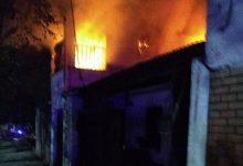 Photo of Se incendió una vivienda en Avellaneda