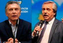 """Photo of Macri, sobre Alberto Fernández: """"Dice demasiadas cosas y eso para un presidente no es bueno"""""""