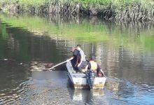 Photo of Lo perseguía la policía, se tiró al río y nunca salió