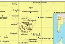 Photo of Un sismo de 4,7 grados sacudió a Tucumán