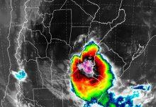 Photo of Continúa vigente el alerta por tormentas fuertes y severas