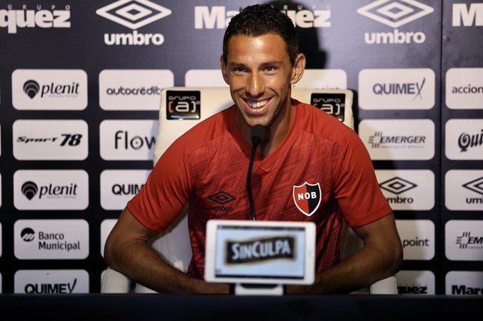 """Photo of Maximiliano Rodríguez: """"Tengo muchas ganas, estoy con mucha energía"""""""