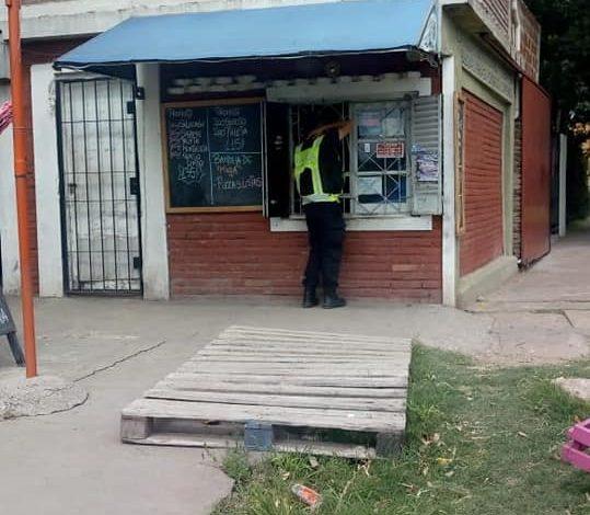 Photo of La policía realizó controles en zona del centro comercial rosarino