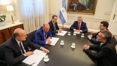 Photo of Perotti se reunió con Vanoli por la deuda con la provincia