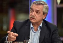 """Photo of Alberto Fernández: """"Queremos que la economía se tranquilice"""""""