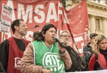 Photo of Realizarán manifestaciones contra la extensión del cronograma de pagos