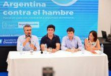 """Photo of """"Todas las áreas del Estado Nacional trabajamos con la prioridad de que no haya hambre en la Argentina"""""""