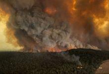 Photo of El humo de los incendios en Australia llega a nuestro país