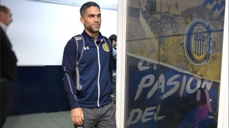 """Photo of Matías Caruzzo: """"Cumplí un ciclo en Central"""""""