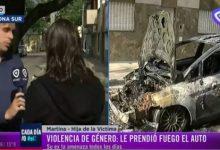 Photo of Rosario: luego de varias denuncias su ex pareja incendió su auto