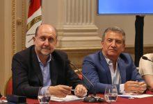 """Photo of Perotti: """"El conocimiento es uno de los principales activos de la provincia"""""""