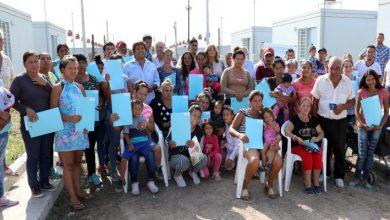 Photo of La provincia resolvió la situación de 30 viviendas en la ciudad