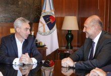 Photo of El ministro de Transporte de la Nación recibió a Perotti y a Capitanich