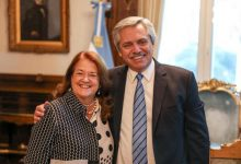 Photo of Fernández se reunió con Alicia Castro, futura embajadora en Rusia