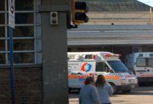 Photo of Sigue grave la chica que iba en moto y chocó contra una camioneta