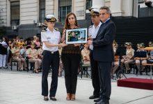 Photo of Rossi anunció a militares la licencia con goce de sueldo por violencia de género