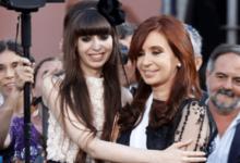 Photo of Cristina Fernández y su hija Florencia llegaron a Argentina