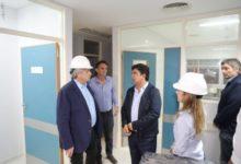Photo of Alberto Fernández visitó hospital junto a Espinoza y Máximo Kirchner