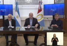 Photo of El Gobernador convocó a Lifschitz y legisladores de la oposición