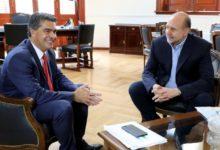 Photo of Perotti confirmó que colaborará con el cierre de los límites con Chaco