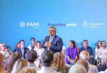 Photo of El presidente Alberto Fernández presentó el listado de medicamentos gratuitos para jubilados