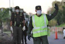 Photo of Santa Fe: la policía trasladó a 23 personas por incumplir la cuarentena