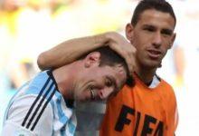 """Photo of Maxi Rodríguez: """"Con Messi no hablamos de fútbol"""""""