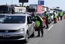 Photo of Más de 4,7 millones de personas fueron detenidas o notificadas por violar la cuarentena en el país