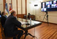 Photo of Diputados de Juntos por el Cambio mantuvieron un encuentro virtual con Perotti