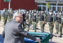 Photo of El Presidente agradeció la labor de las Fuerzas de Seguridad