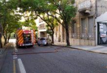 Photo of Un horno mal apagado causó un incendio en un departamento céntrico de Rosario