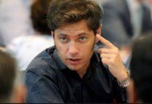 """Photo of Kicillof no asistirá a Olivos para no """"exponer al presidente o los gobernadores"""""""