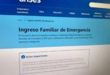 Photo of ANSES publicó el cronograma del Ingreso Familiar de Emergencia