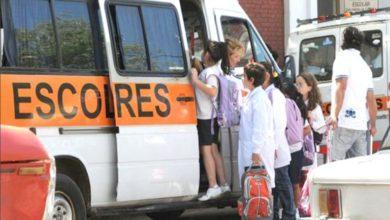 Photo of El pedido de los transportistas escolares ante el pago de cuotas de abril