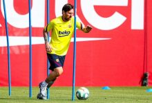 Photo of Messi entrenó en Barcelona tras la cuarentena